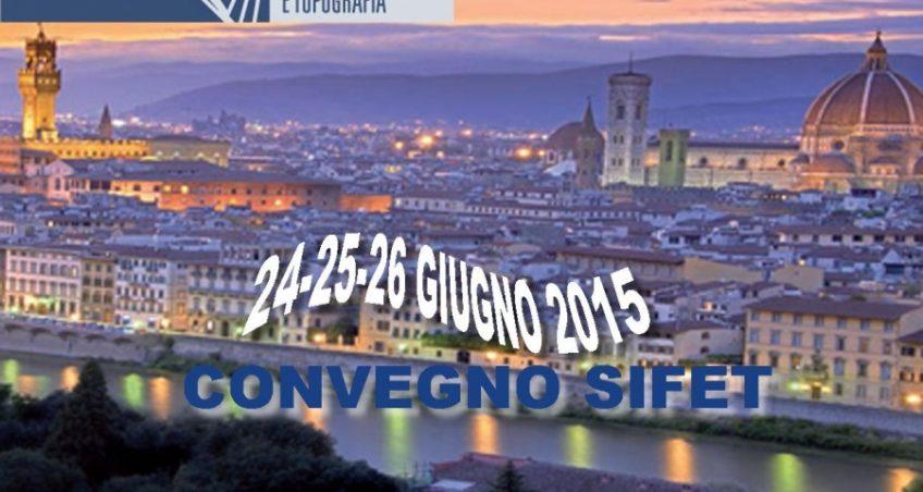 Convegno SIFET 2015