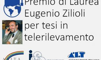 Premio Nazionale di Laurea Eugenio Zilioli – 14a Edizione, il vincitore 2018