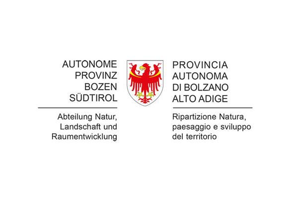 #ASITA2018 con il supporto della Provincia Autonoma di Bolzano – Ripartizione  Natura, paesaggio e sviluppo del territorio